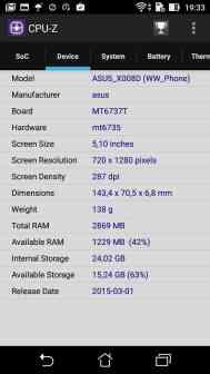 ASUS ZenFone 3 Max (ZC520TL-4J016WW) 3