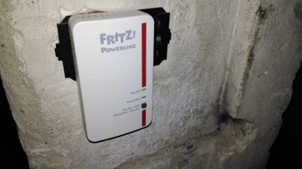 AVM FRITZ!Powerline 1240E WLAN Set 1
