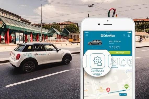 Car Sharing: BMW approda a Milano con DriveNow 6