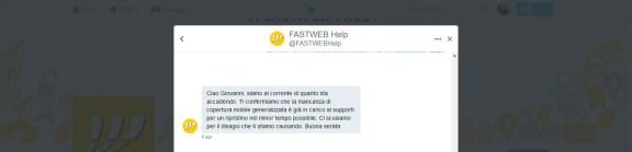 Cronache di una MNP: passaggio a Fastweb (da TIM) 17