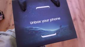 Galaxy S8 di Samsung: Unbox your phone 20