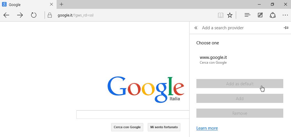 Adobe Reader predefinito Windows 10 - CCM