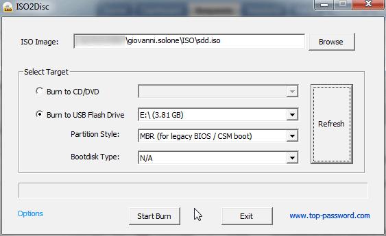 """ISO2Disc: un'alternativa ridotta per i """"non addetti"""""""