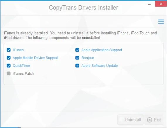 iTunes non si installa? Provato con il tool CopyTrans?