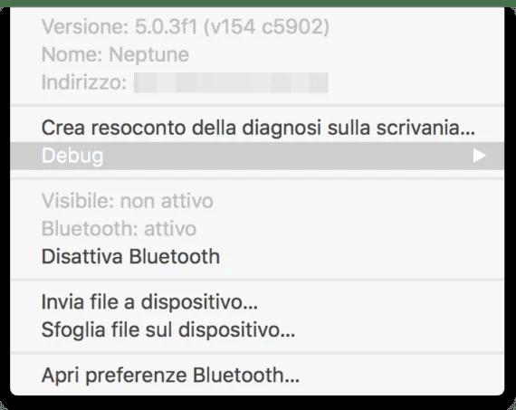 """macOS e il """"Bluetooth: non Disponibile"""", come risolvere 1"""
