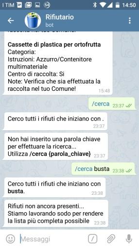 Telegram: caccia ai bot più utili 10
