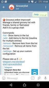 Telegram: caccia ai bot più utili 13