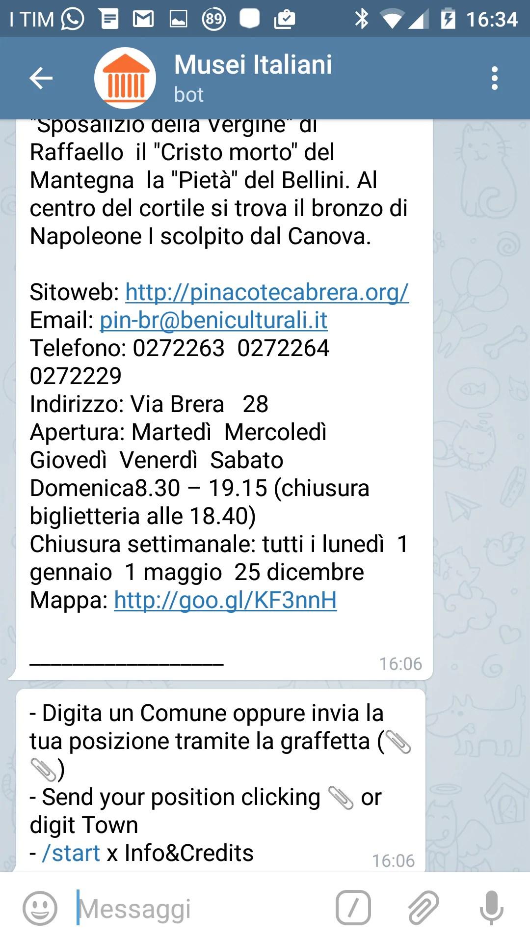 Telegram: caccia ai bot più utili 5