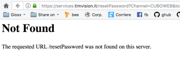 "TIMvision e i reset password ""a vuoto"" 1"