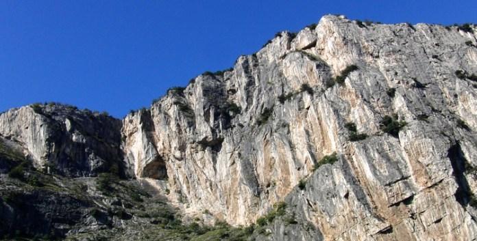Klettersteig auf den Colodri
