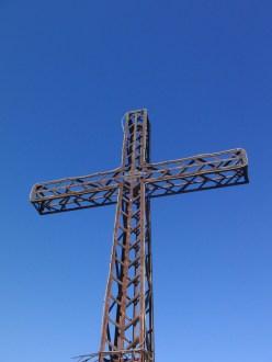 Gipfelkreuz des Colodri © Gipfelfieber.com