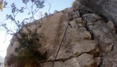 Leiter im Klettersteig © Gipfelfieber.com