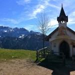 Kapelle auf der Rietzaualm © Gipfelfieber.com