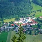 Blick Richtung Kloster Ettal © Gipfelfieber.com