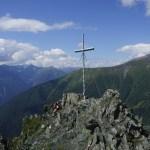 Gipfelkreuz auf dem Auernig © Gipfelfieber.com