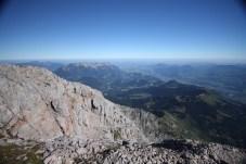 Der Untersberg vom Watzmann aus © Gipfelfieber.com