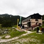 Die Neue Traunsteiner Hütte lädt zur Rast ein © Gipfelfieber.com