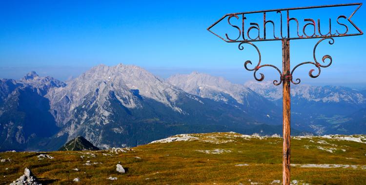 Rund um das Carl-von-Stahl-Haus - Teil 2: Hoher Göll Überschreitung © Gipfelfieber.com