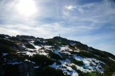 Der Gipfel des Hochstaufen © Gipfelfieber.com