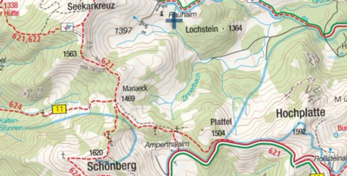 Zum Zweiten: ape@map im Test - Screenshot