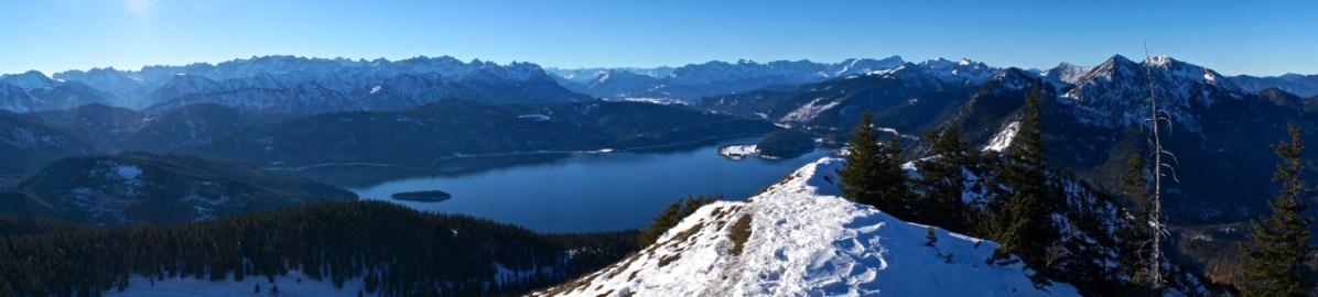 Gipfelpanorama © Gipfelfieber.com