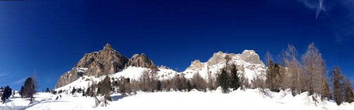 Panorama mit dem Lagazuoi © Gipfelfieber.com