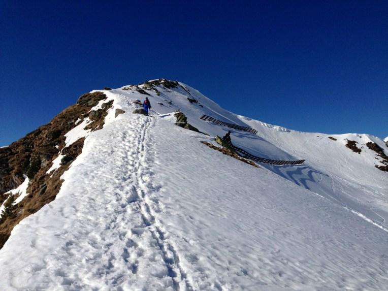 Aufstieg zum Seekareck © Gipfelfieber.com