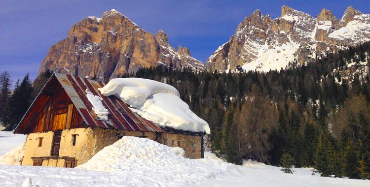 Auf Skido Skisafari in den Dolomiten © Gipfelfieber.com