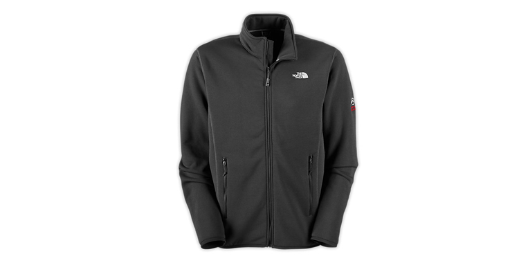 Im Test: The North Face Flux Fleece - Bild: © The North Face