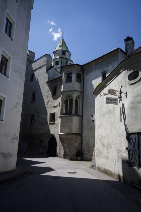 Altstadt von Hall © Gipfelfieber.com