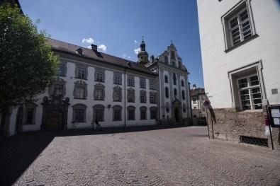 Die Herz-Jesu-Basilika © Gipfelfieber.com