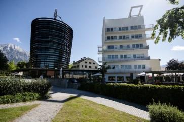 Parkhotel in Hall © Gipfelfieber.com