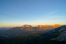 Das Göllmassiv in der Abendsonne © Gipfelfieber.com
