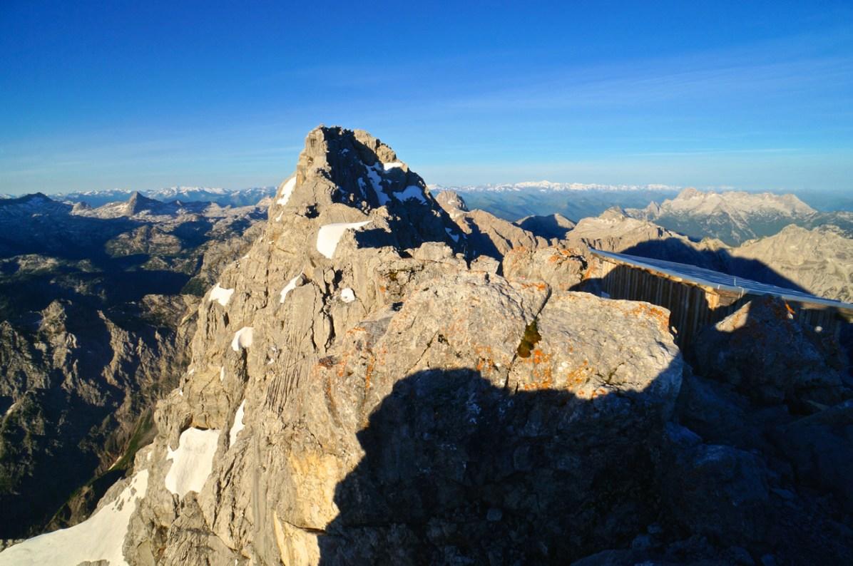 Gratverlauf zur Mittelspitze © Gipfelfieber.com