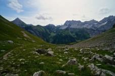 Lamsenspitze (Bildmitte) © Gipfelfieber.com