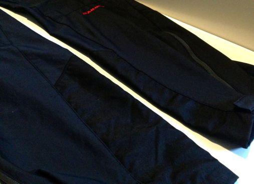 Verstärkte Innenseiten an den Beinen © Gipfelfieber.com