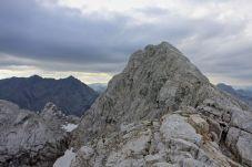 Gratverlauf zum Klein- und Hochkalter © Gipfelfieber.com