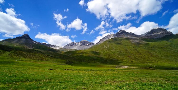 Genusswandern: Vom Val Müstair nach S-Charl © Gipfelfieber.com