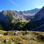 Blick hinüber zum Schlauchkar © Gipfelfieber.com