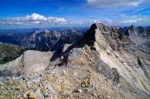 Übergang zur Birkkarspitze © Gipfelfieber.com