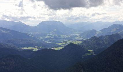 Die Loferer Steinberge im Süden © Gipfelfieber.com