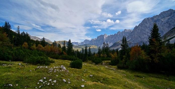 Grenzerfahrungen an der Östlichen Karwendelspitze