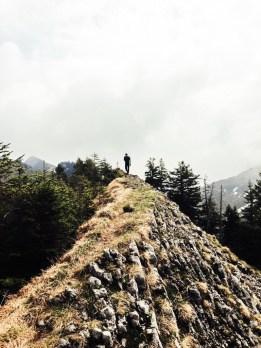 Am Gipfel vom Wilden Fräulein © kulturnatur.de/NOA