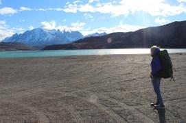 Chile: Blick auf die Torres del Paine © Daniela Sommer