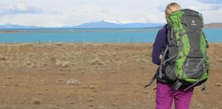 """Ein """"Southbag"""" geht auf Reisen: Deuter-Trekkingrucksack in Südamerika © Daniela Sommer"""