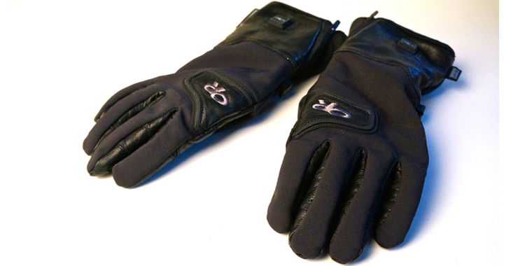 Test: Beheizte Handschuhe - Die Stormtracker Heated Gloves