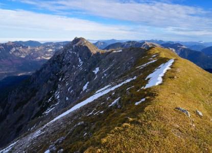 Rundtour über die Ammergauer Kreuzspitze © Gipfelfieber.com