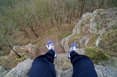 Der höchste Punkt von oben © Gipfelfieber.com