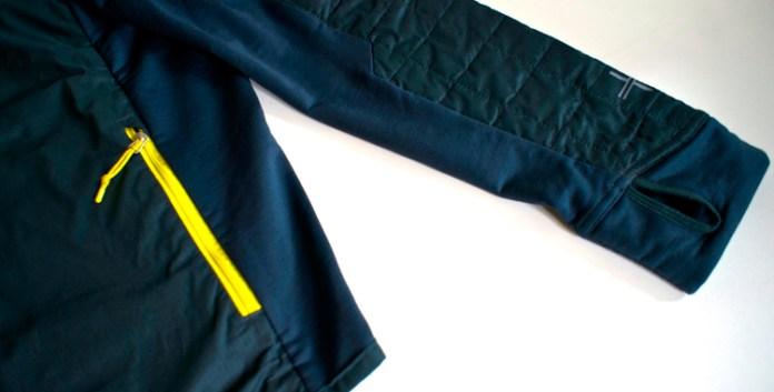 Wollig warm: Die Icebreaker Helix LS Zip Jacke im Test