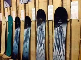 Mit die schönsten Snowboards für 2015/16 von Jones © Gipfelfieber.com